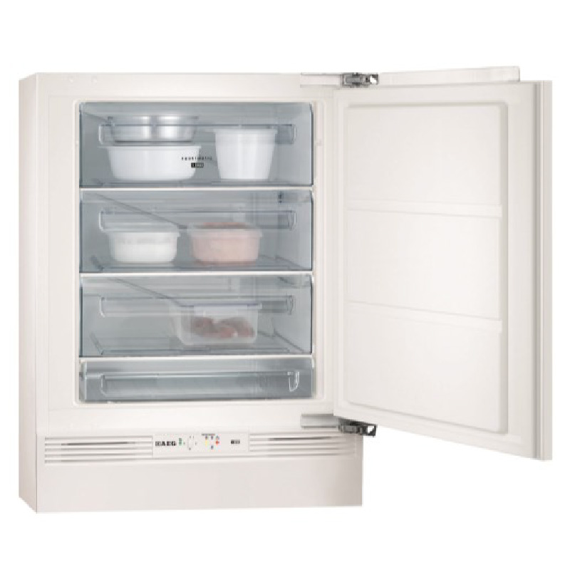 Aeg Built In Under Counter Freezer Ags58200f0 Kitchen